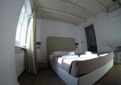 Hotel Barbacan - トリエステ - 寝室
