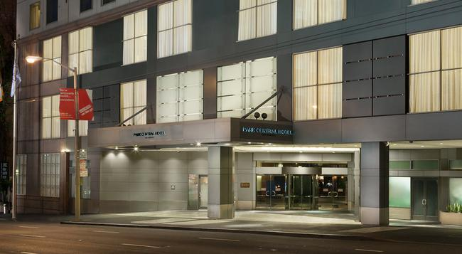 パーク セントラル サン フランシスコ ユニオン スクエア ア スターウッド ホテル - サンフランシスコ - 建物