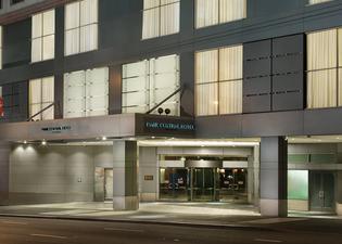 パーク セントラル サン フランシスコ ユニオン スクエア ア スターウッド ホテル