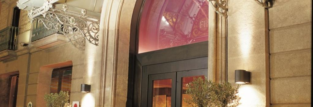 ホテル レジーナ - バルセロナ - 建物