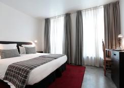 ホテル ピューリッツァー パリ - パリ - 寝室