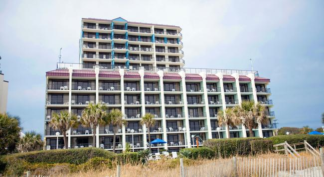Grande Shores Ocean Resorts Condominiums - マートル・ビーチ - 建物