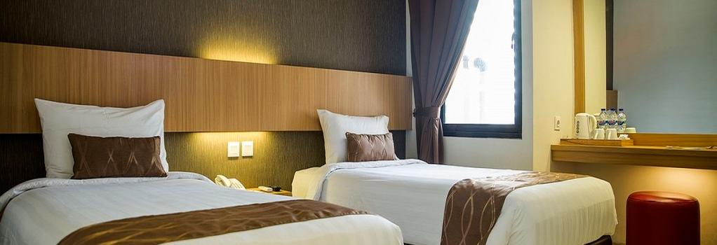 Reddoorz @ Blok M - 南ジャカルタ市 - 寝室