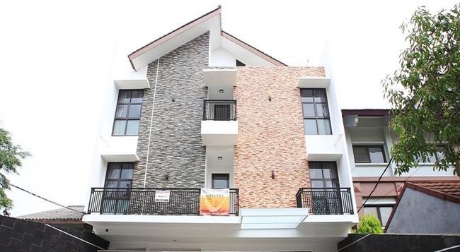 RedDoorz @ Lebak Bulus - 南ジャカルタ市 - 建物
