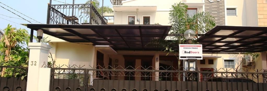RedDoorz @ Pondok Pinang - 南ジャカルタ市 - 建物