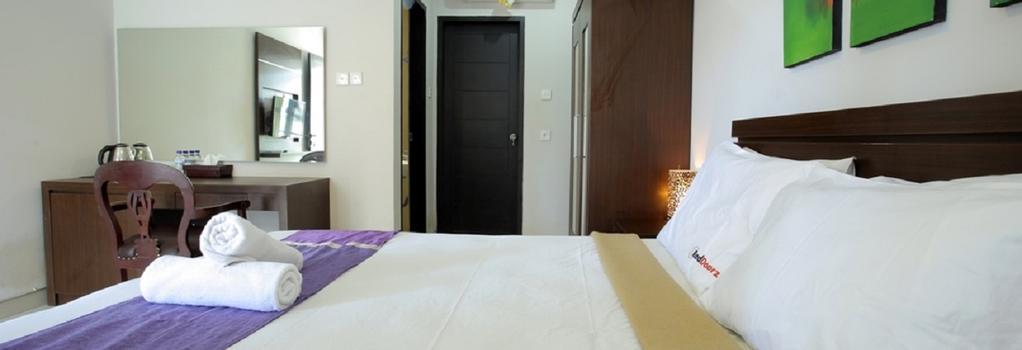RedDoorz @ Nakula Timur - デンパサール - 寝室