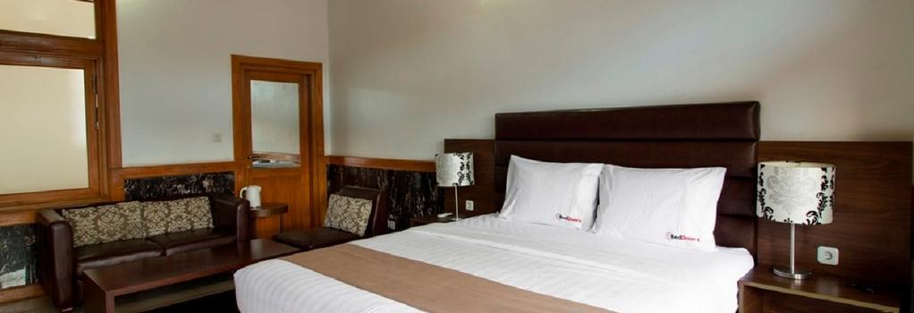 Reddoorz @ Hegarmanah - バンドン - 寝室