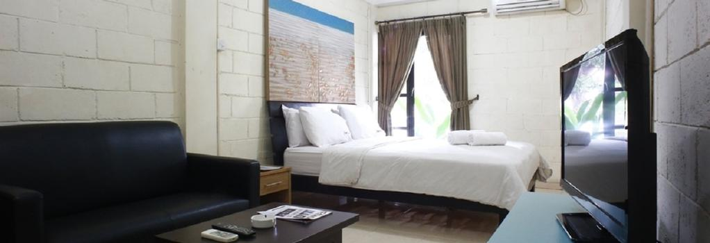 Reddoorz Near Teras Kota - タンゲラン - 寝室