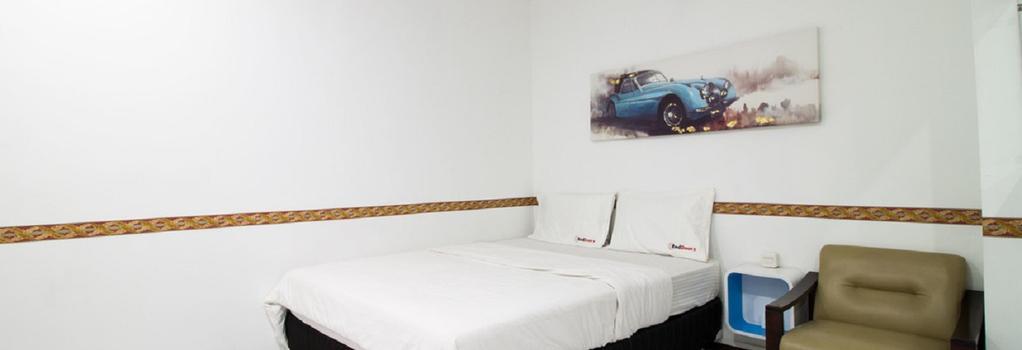 Reddoorz @ Pasteur - バンドン - 寝室
