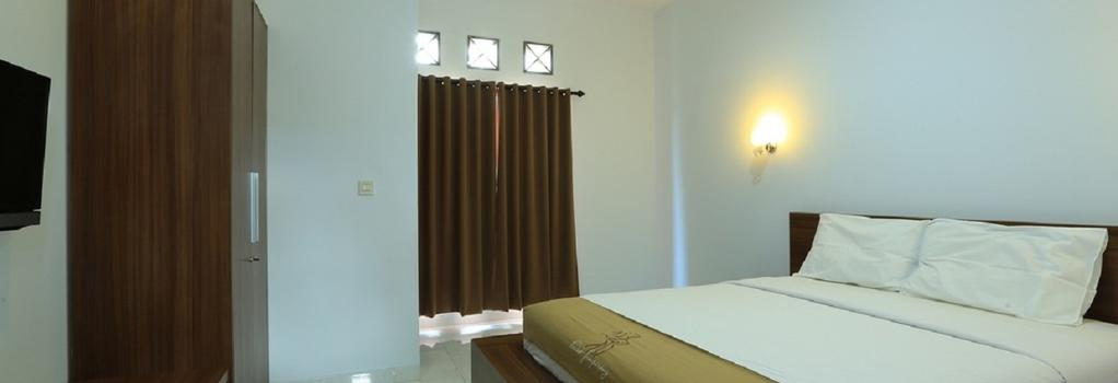 RedDoorz Near By Pass Ngurah Rai - デンパサール - 寝室