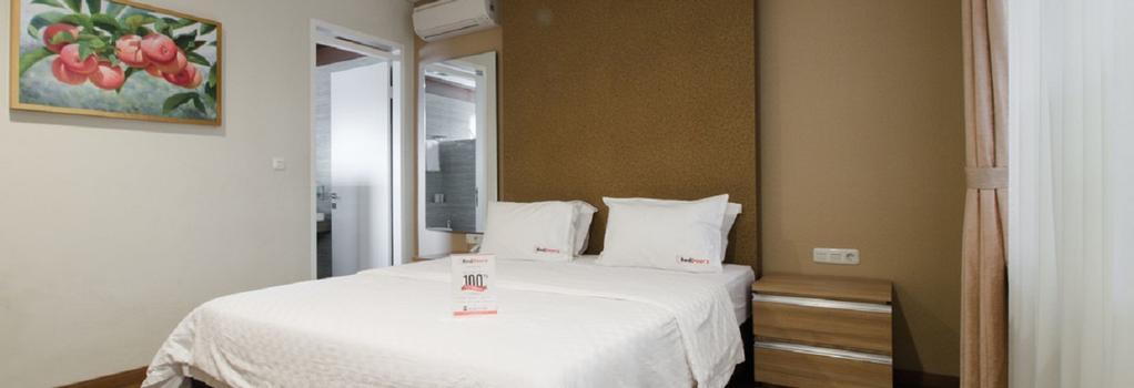 RedDoorz @ Simpang Dago - バンドン - 寝室