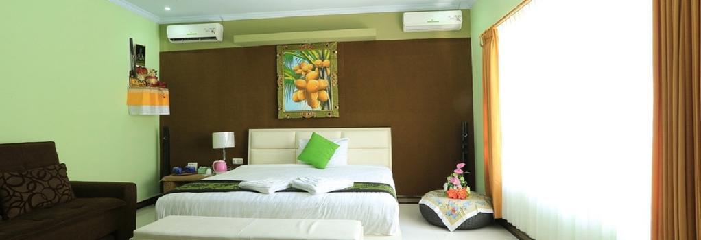 Reddoorz @ Kartika Plaza 2 - デンパサール - 寝室