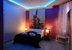 Mirko Luxury Inn - ローマ - 寝室