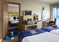 ラディソン ブルー ホテル & スパ リトル アイランド コーク - コーク - 寝室