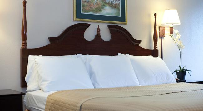 Timberlake Motel - リンチバーグ - 寝室