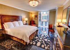 ホテル マザラン - ニューオーリンズ - 寝室