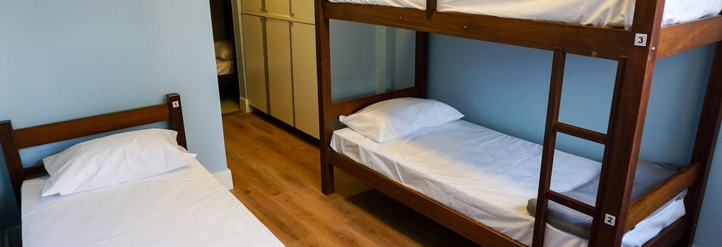 Vertical Hostel - リオデジャネイロ - 寝室