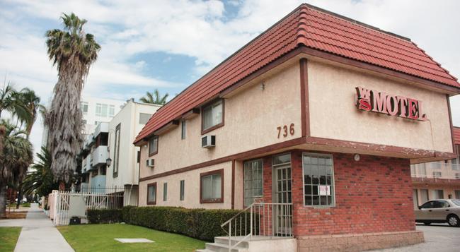 Wilshire Serrano Motel - ロサンゼルス - 建物