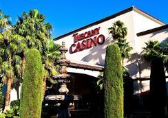 トスカニー スイーツ & カジノ - ラスベガス - 建物