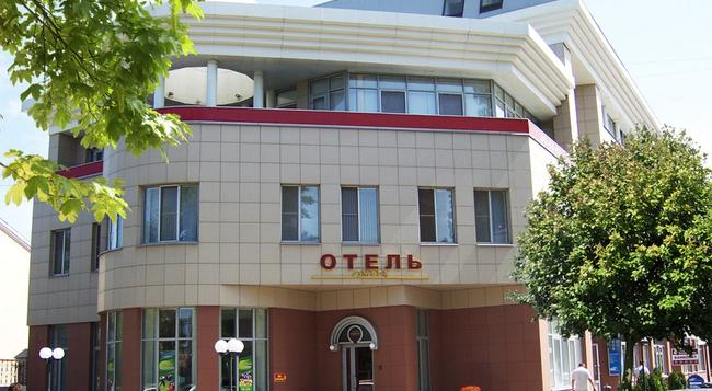 Omega Hotel - アストラハン - 建物