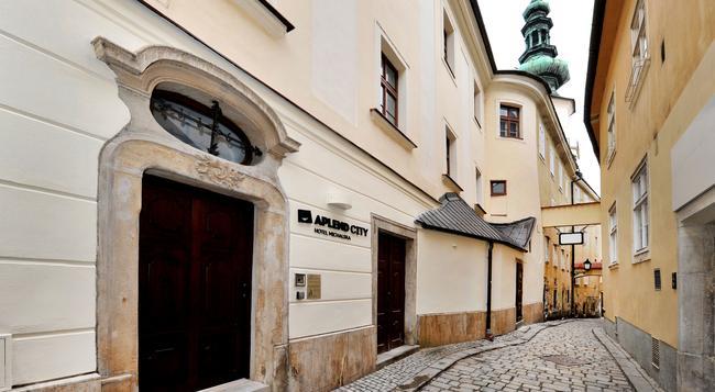 Aplend City Hotel Michalska - ブラチスラヴァ - 建物