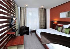 Aplend City Hotel Michalska - ブラチスラヴァ - 寝室