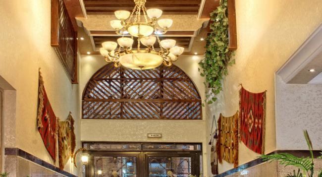 Jardaneh Hotel - アカバ - ロビー