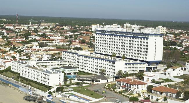 Hotel Flamero - Matalascañas - 建物