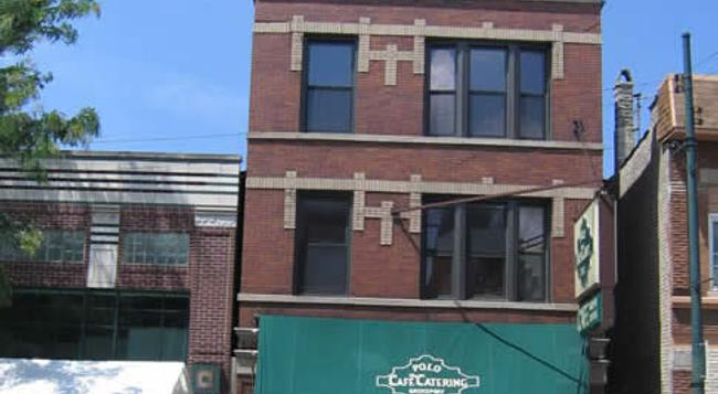 ブリッジポート ベッド&ブレックファスト - シカゴ - 建物