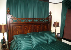 The Polo Inn Bridgeport U.S.A. - シカゴ - 寝室