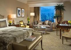 The Suites at Hotel Mulia Senayan - ジャカルタ - 寝室