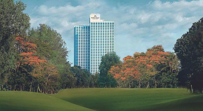 The Suites at Hotel Mulia Senayan - ジャカルタ - 建物