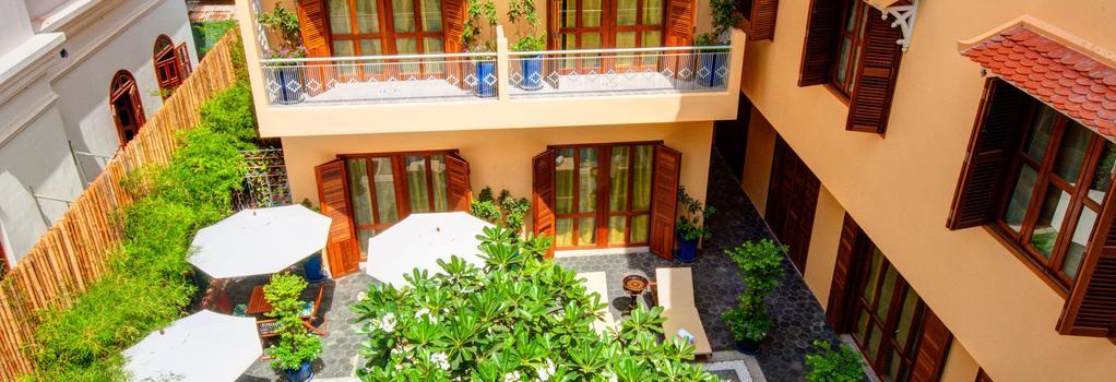 ハウス ブティック エコ ホテル - Phnom Penh - 建物