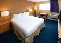 Red Lion Inn & Suites Sacramento Midtown - サクラメント - 寝室