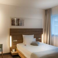 ホテル シュタットパライス Guest room