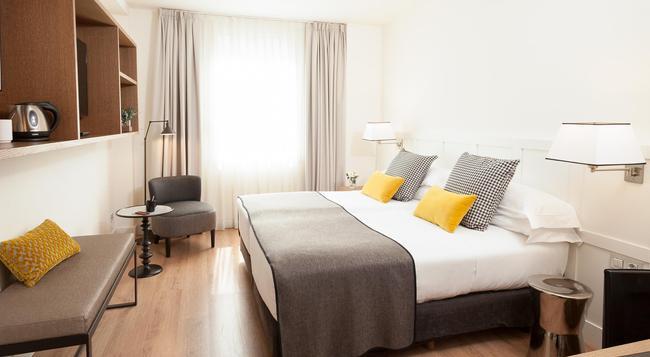 ギャラリー ホテル - バルセロナ - 寝室