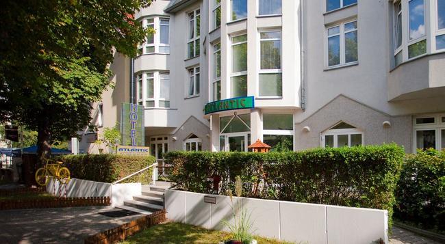 ホテル アトランティック - ベルリン - 建物