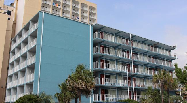 Blu Atlantic Oceanfront Hotel & Suites - マートル・ビーチ - 建物