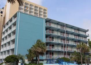 Blu Atlantic Oceanfront Hotel & Suites