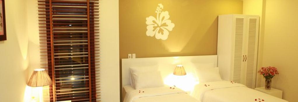 ハノイ ハイビスカス ホテル - ハノイ - 寝室