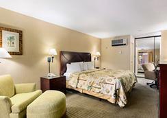デイズ イン サンディエゴ ニア シー ワールド - サンディエゴ - 寝室