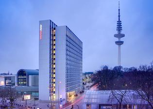 インターシティホテル ハンブルク ダムトール メッセ