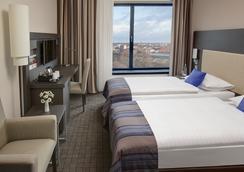 インターシティホテル ハンブルク ダムトール メッセ - ハンブルク - 寝室