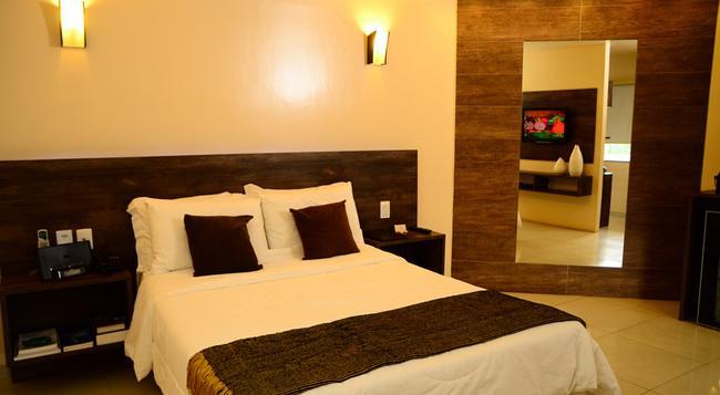 Hotel Do Forte - Macapá - 寝室