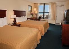 Mayan Inn Daytona Beach - デイトナ・ビーチ - 寝室