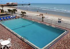 Mayan Inn Daytona Beach - デイトナ・ビーチ - プール