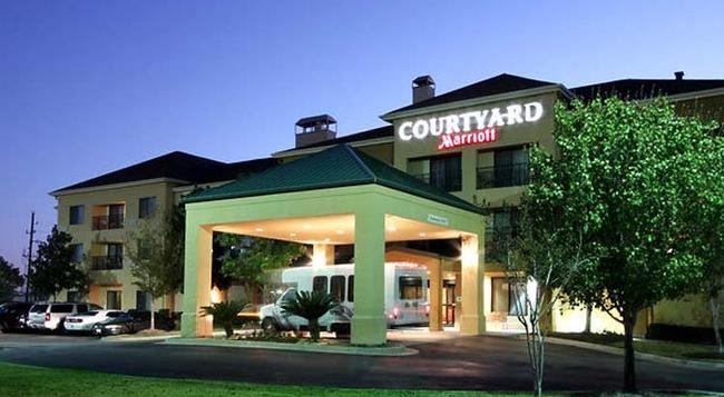 Courtyard by Marriott Houston North - ヒューストン - 建物