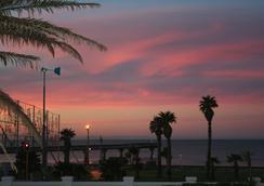 The Beach Hotel - ポートエリザベス - 屋外の景色