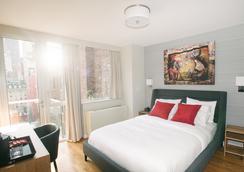 ホテル 32 32 - ニューヨーク - 寝室
