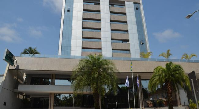 Winn Corporate Alven Hotel - Joinville - 建物